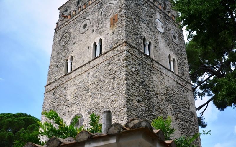 Risultati immagini per torre maggiore villa rufolo